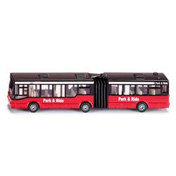 autobus articulado de juguete