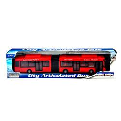 autobus die cast articulado