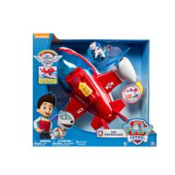 avion patrulla aerea de juguete