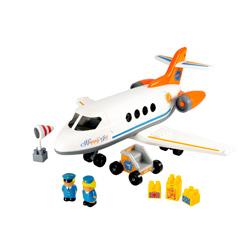 avion smoby de juguete happy jet