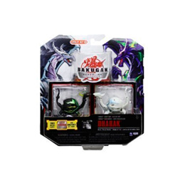 bakugan dharak pack evil twin