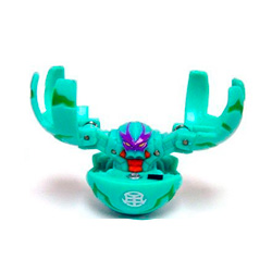 bakugan zephyroz version ataque con garras