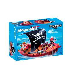 barco pirata corsario de playmobil
