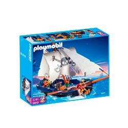 barco pirata para niños de playmobil