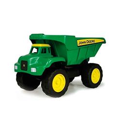 camión john deere verde de juguete