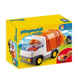 camion de basura para niños