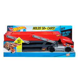 camion portacoches de hot wheels