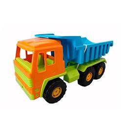 camion volquete transportador de juguete