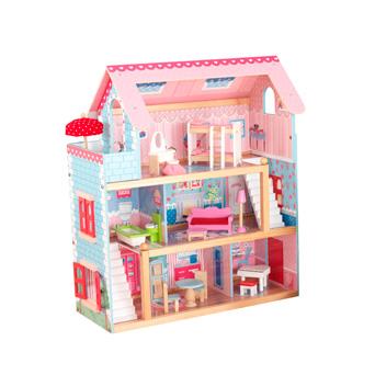 Un sitio donde crear, imaginar y dar el té a sus princesas. Si tu hija aun no tiene una casa de muñecas, aquí tienes algunas de las mejores que podrás encontrar.