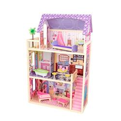 casa kayla kidkfraft de muñecas
