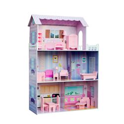 casa tipo mansion para muñecas