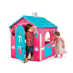 casita frozen de juguete para jardin