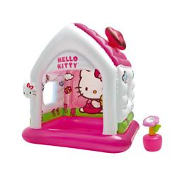 casita infantil hello kity para niños