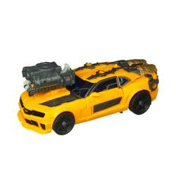 coche bumblebee de transformers