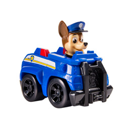coche paw patrol by spin masters