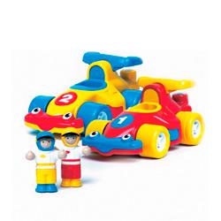 coches de carreras de juguete