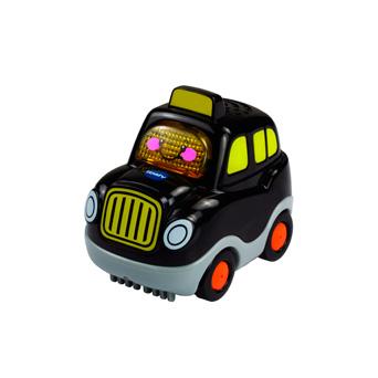 Ya lo decía la canción que para ser conductor de primera había que acelerar. Pero, ¿cómo va a hacerlo sin su coche de juguete?