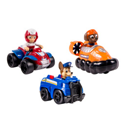 coches patrulla canina de juguete