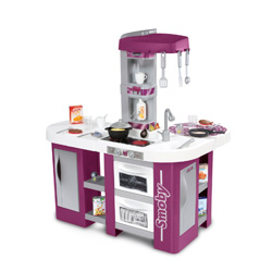 cocinita studio smoby xxl color violeta