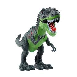 dinosaurio verde electronico de juguete