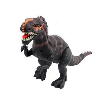 Ya tienes un pequeño dinosaurio en casa en forma de hijo. Así que, ¿por qué no tener uno más? ¡Mira todos los dinosaurios de juguete que tenemos!