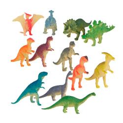 dinosaurios infantiles de juguete 12 piezas