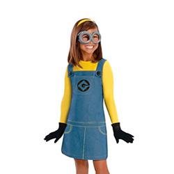 disfraz de minion para chica