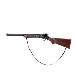 escopeta con 12 disparos de juguete
