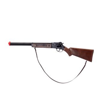 Todos hemos tenido una escopeta en nuestras manos, ya sea en forma de rama o de juguete. Pero es que ahora, es a ellos a los que le toca convertirse en los Sheriffs de la casa. ¿Estás preparado? sizes=