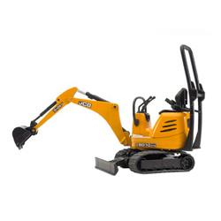 excavadora jcb de juguete