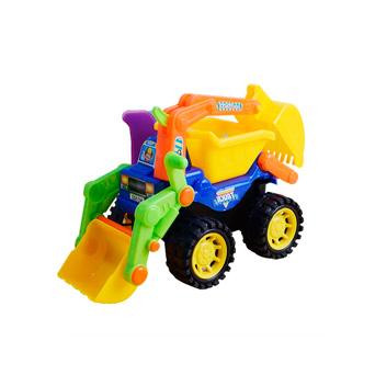 No tienes que preocuparte de que te excave el suelo de casa. Este juguete, simplemente, forma parte de esas ideas locas que tienen en la cabeza y que quieren poner en práctica cuanto antes.