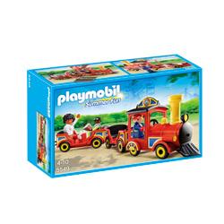 feria del tren de los niños de lego
