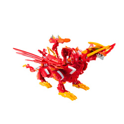 figura bakugan dragonoid colossus