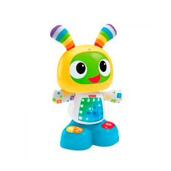 fisher price robot interactivo para niños