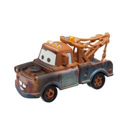 grua matt cars 2 de juguete