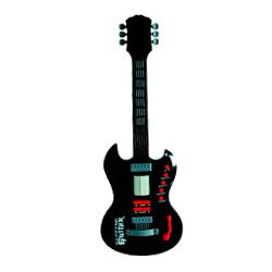 guitarra electrica con sonido para niños