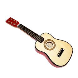 guitarra infantil de juguete cher rystone