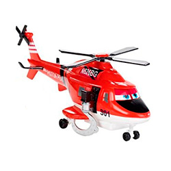 helicoptero de juguete mision rescate