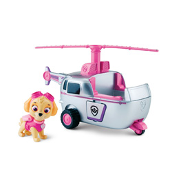 helicoptero de juguete paw patrol