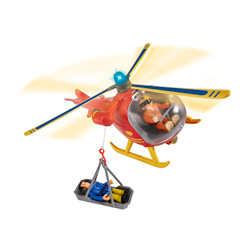 helicoptero infantil wallaby rescue
