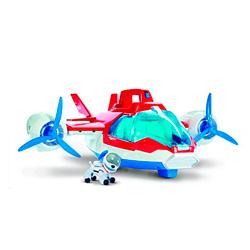 helicoptero patrulla aerea para niños