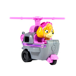 helicoptero paw patrol color rosa