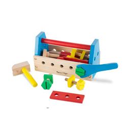 juego de herramientas infantiles para llevar