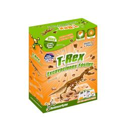 juguete cientifico y educativo de dinosaurios