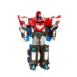 juguete optimus prime de transformers