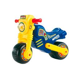 moto correpasillos molto color amarillo