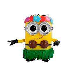 muñeco hula hop de los minons