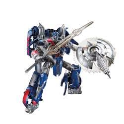 optimus prime premium edition