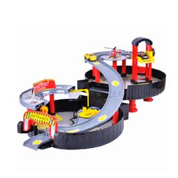 parking hotwheels con rampas