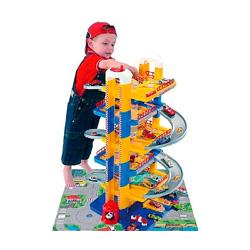 parking infantil molto de juguete